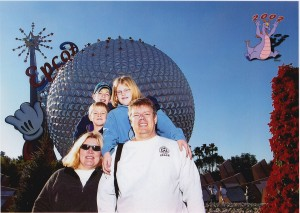 Epcot 2002 - Our second trip