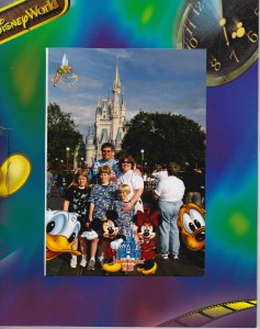Magic Kingdom 2001