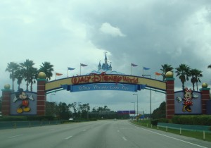 Walt Disney World Main Gate